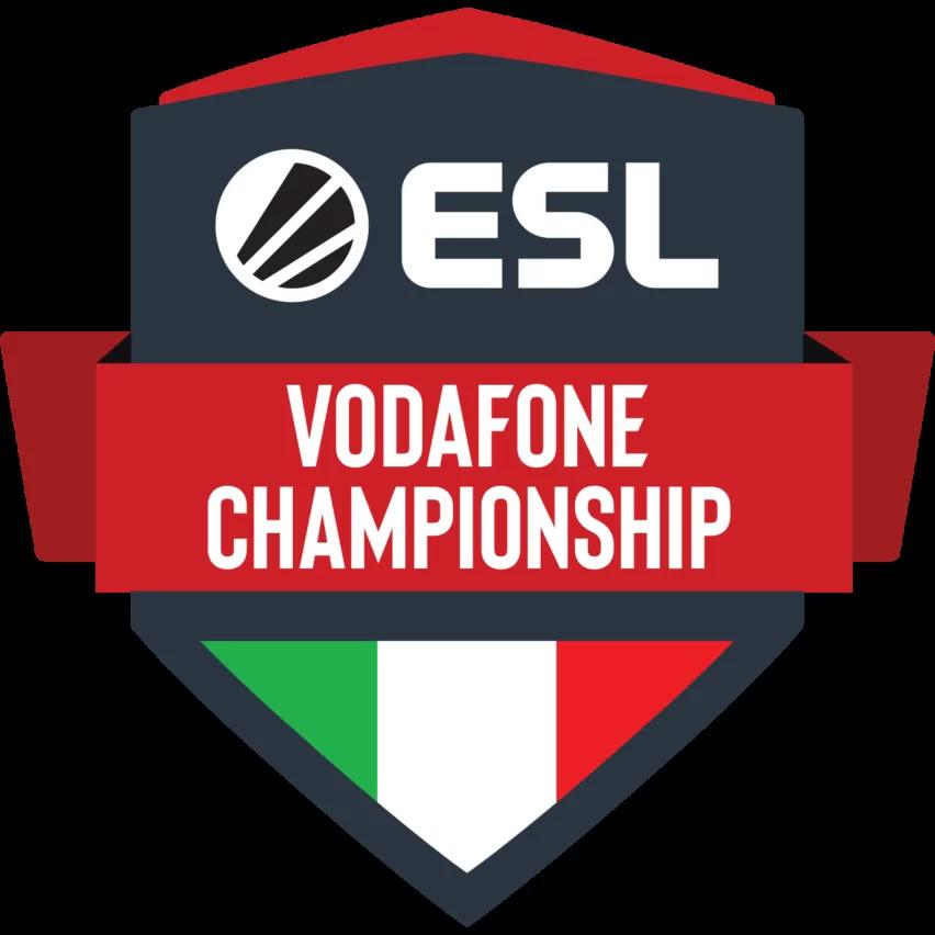 Logo ESL Vodafone Championship